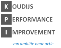 Koudijs Performance Improvement Logo
